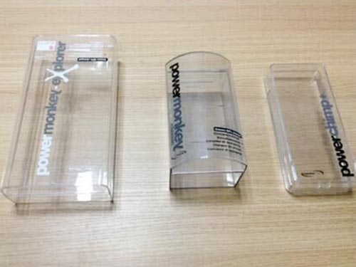 PC transparent packaging